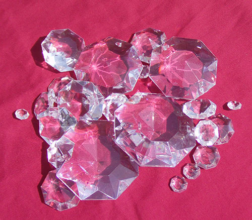Lowest prices beautiful crystals for arts and crafts for Plexiglass arts and crafts